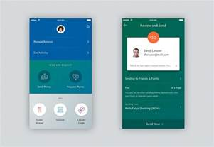 desing app paypal relaunches its mobile apps with minimal new design