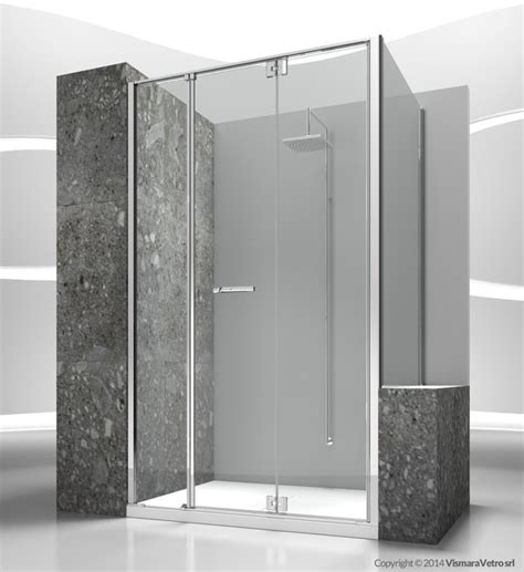 Rv Shower Wall Panels by Custom Tempered Glass Shower Wall Panel Replay Rm Rv By