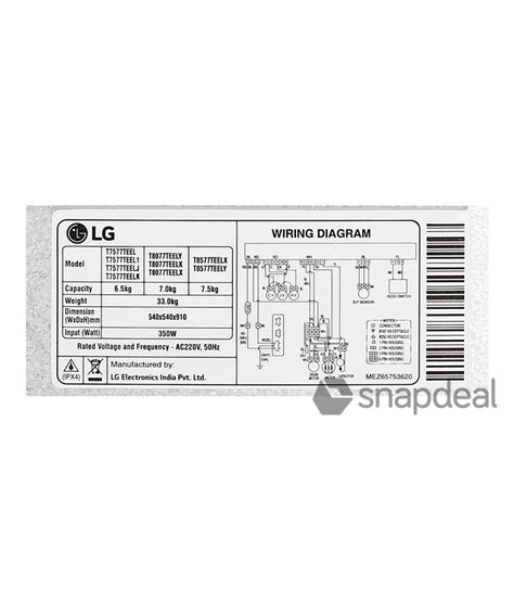 lg semi automatic washing machine wiring diagram wiring