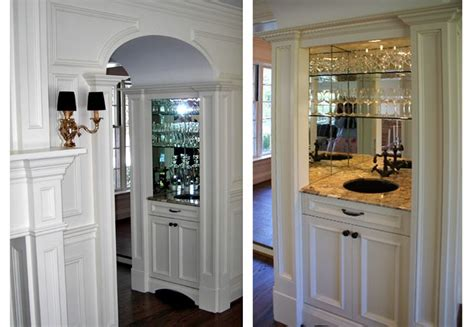Built In Bars For Home Small Built In Bars Home Bar Ideas Cronin