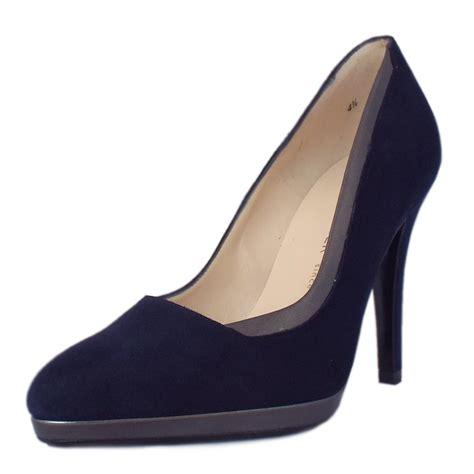dressy high heel shoes kaiser hetlin s high heel notte suede court