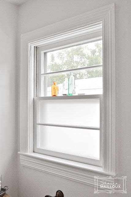 frosted window film for bathroom 25 best ideas about bathroom window privacy on pinterest