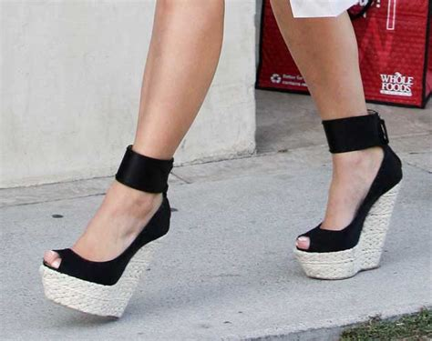 Sepatu Cha Nel Espardilles White s shoes giuseppe zanotti high wedges gt shoeperwoman