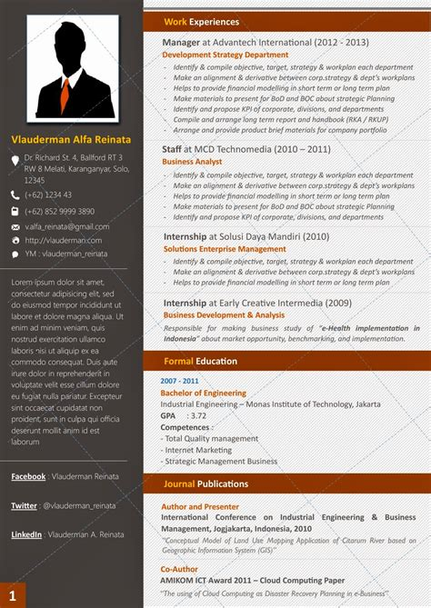 Cv Lamaran Kerja Docx by Template Cv Lamaran Kerja Images Certificate Design And