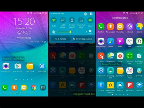 note 4 themes marshmallow samsung galaxy note 4 ya tiene android marshmallow epic