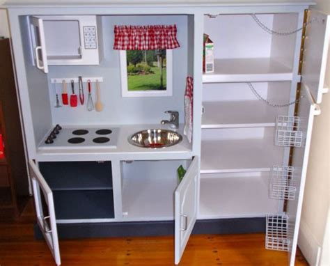 play kitchen from old furniture 20 mind blowing diy new uses for old things the art in life