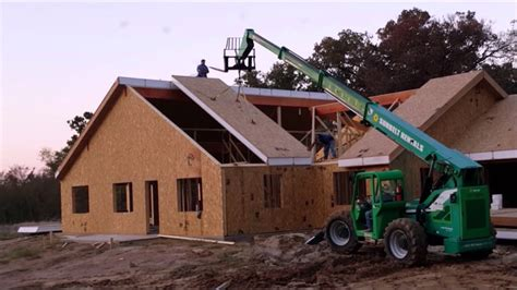 7 sip house construction