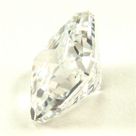 Zircon Diamonds Square 10mmx10mm Vvs square radiant cut my russian