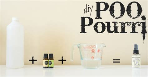 get rid of poop smell in bathroom diy poop fragrance spray to save money get rid of that