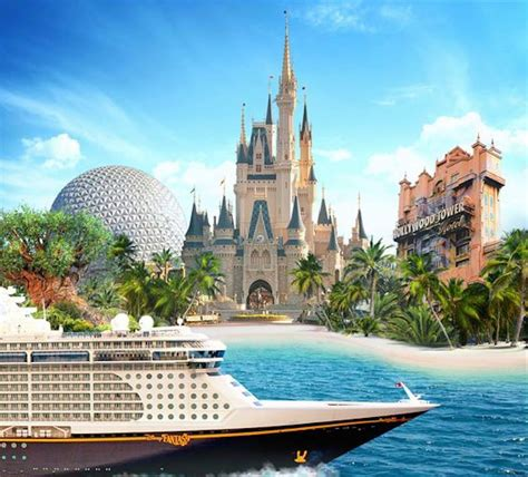 land and sea vacation package mickey s travel authorized disney vacation planner