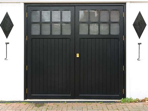 Hinged Garage Doors Side Hinged Garage Doors Everest
