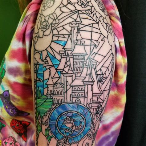 glass tattoo 75 dazzling stained glass ideas nothing less than