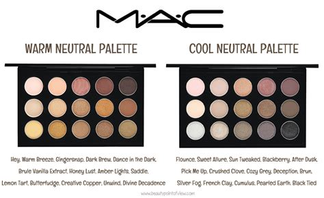 Eyeshadow X15 Cool Neutral new makeup products 2014 point of view