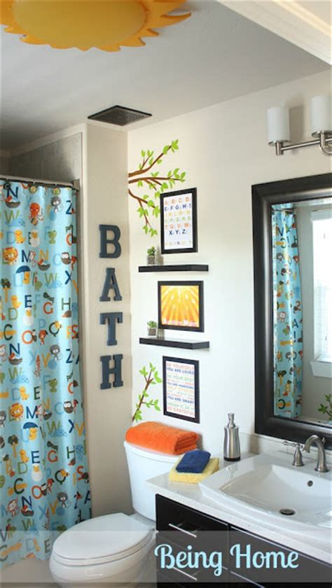 kids bathroom ideas for boys and girls diy by design winter blues wednesday it s a party 102