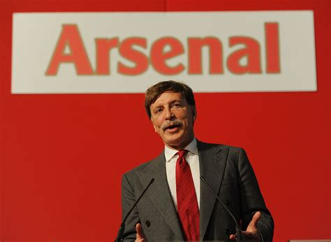 arsenal agm arsenal stan kroenke comments encouraging and yet flawed