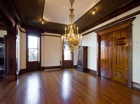 interior of the rhinelander mansion interiors pinterest inside victorian homes pictures with hardwood floor