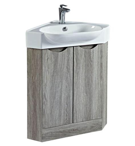 corner vanity corner basin and vanity unit befon for