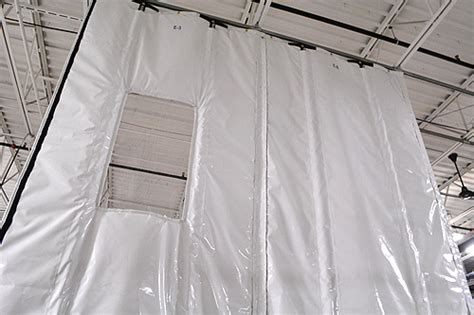 barrier curtains insulwall thermal barrier insulated curtains thermal walls