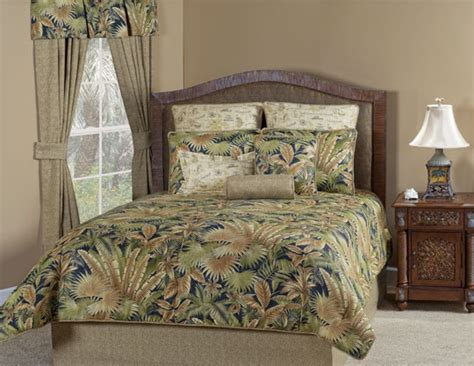 bahamian nights platform bedding comforter sets