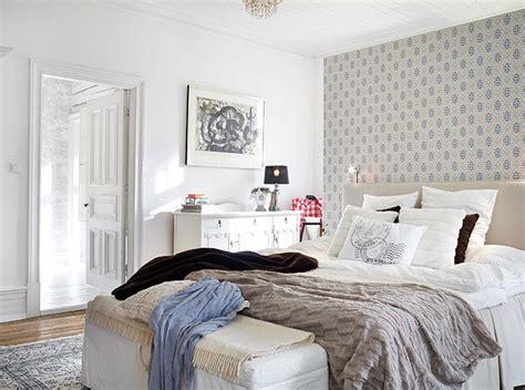 chambre a coucher avec papier peint 107 id 233 es de d 233 co murale et am 233 nagement chambre 224 coucher