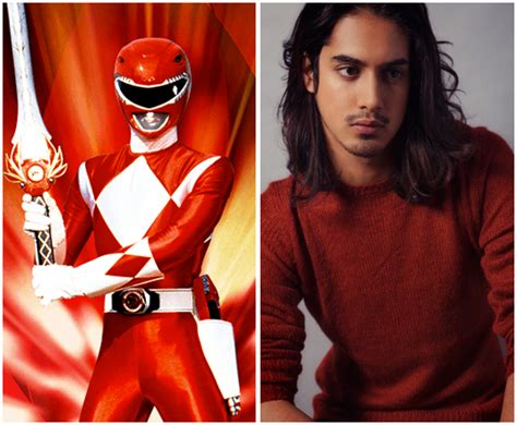 New Power V4100 Oryginal ontd original fancasting the new power rangers oh no they didn t