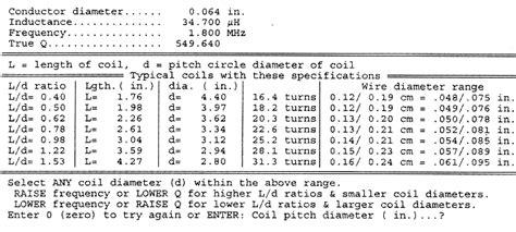 rf air inductor calculator rf choke inductor calculator 28 images image gallery inductor chart coil32 the coil