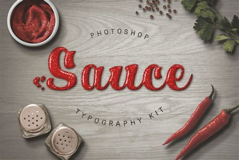 food typography tutorial photoshop download food typography photoshop actions youworkforthem