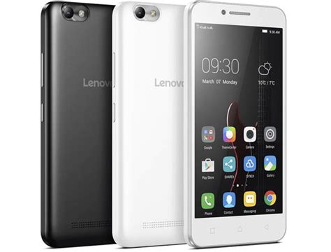 Lenovo Vibe C3 Lenovo Vibe C Pictures Official Photos