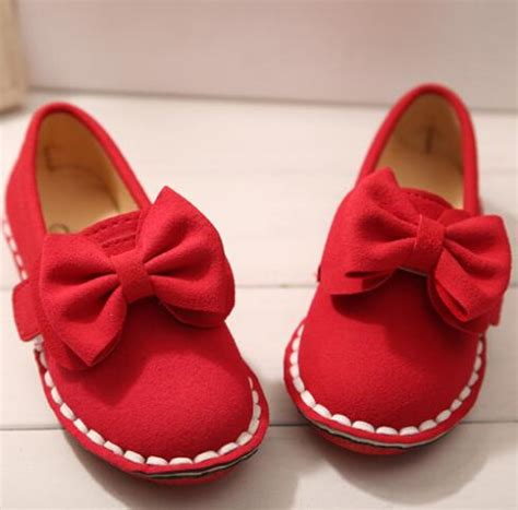 children s shoes for flat new children shoes shoes bowknot fashion
