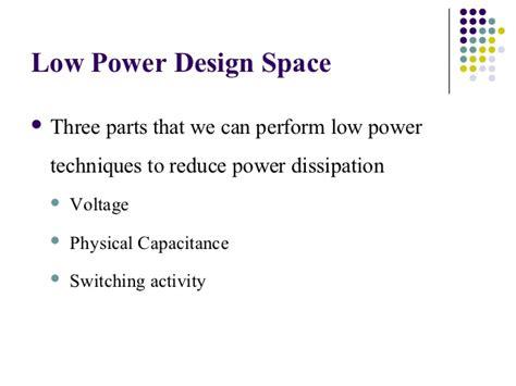 vlsi layout design techniques low power vlsi design