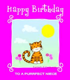 free niece birthday cards birthday card quotes for niece