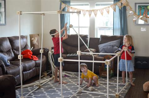 How To Make A Fort In The Living Room by Play Forts Made Easy Only Curiosity