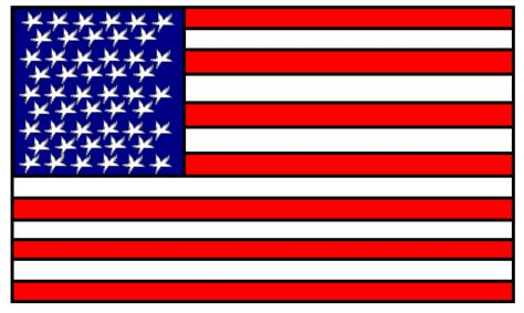 color us one color flag best picture of flag imagesco org
