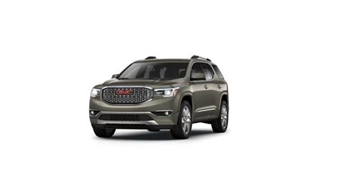 gmc acadia colors 2018 gmc acadia colors gm authority