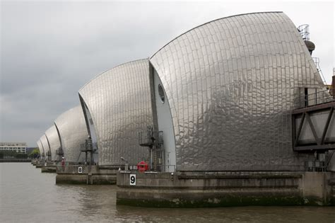 thames barrier north bank thames flood barrier free stock photos rgbstock free