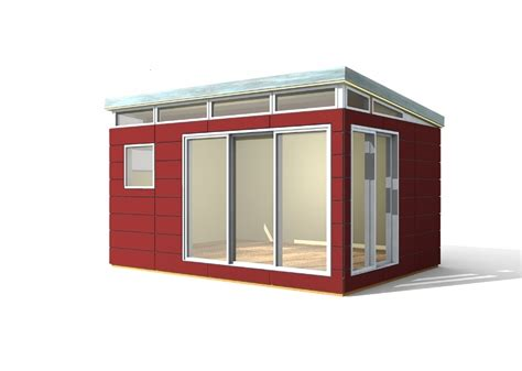 12 X 12 Shed Kit by Prefabricated Shed Kit Modern Shed Kit 12 X 16