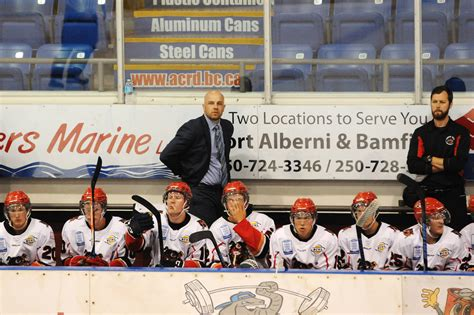 matt hughes bench press bchl more than 100 prospects sign up for alberni valley