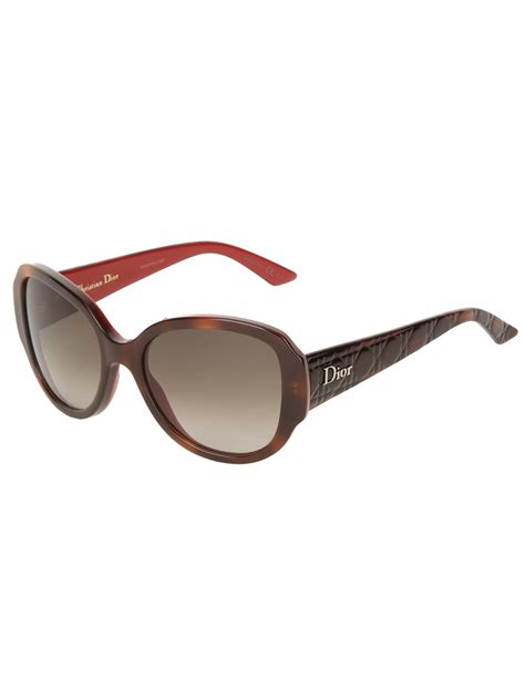 Tortoiseshell Sunglasses tortoise shell sunglasses in brown lyst