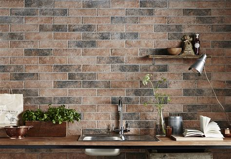 Brick Style Kitchen Tiles by The Tiles For A Rustic Kitchen Tile Mountain