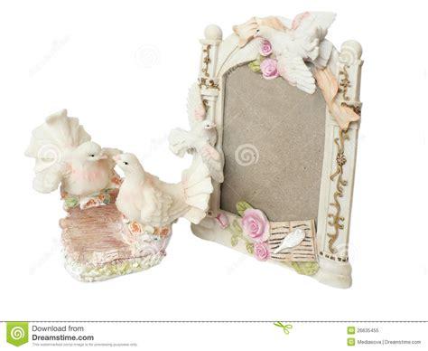 shabby chic souvenir foto frame stock image image 26635455