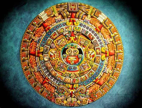 Calendario Solar Azteca La Piedra Sol O Calendario Azteca Historia Ciencia