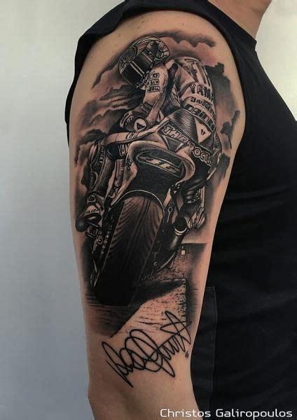 Motorrad Tattoo Unterarm by Tattoo Von El Loco Tattoo Lounge Tattoo Lounge Tattoo