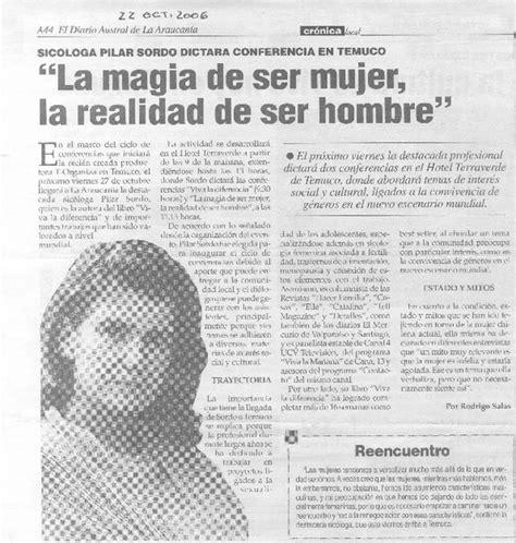 la magia de ser b01mxy8rp9 el diario austral de la araucan 237 a chile biblioteca nacional digital de chile