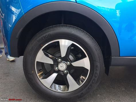 Car Tires In India Tata S Compact Suv The Nexon Page 80 Team Bhp