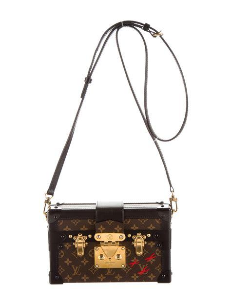 louis vuitton monogram petite malle bag handbags
