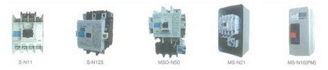 Contactor S Kr11 Mitsubishi magnetic contactor mitsubishi
