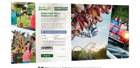 Busch Gardens Sweepstakes - busch gardens family getaway sweepstakes