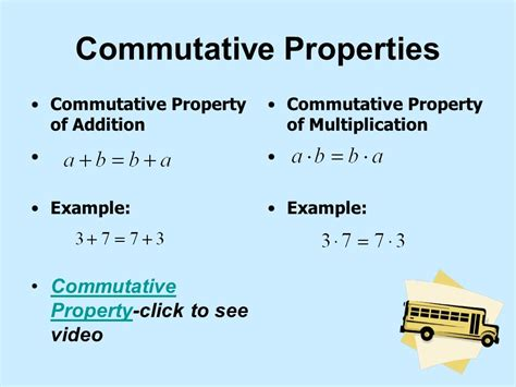 lesson 1 8 properties of real numbers ppt video online