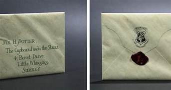 harry potter s original hogwarts letter is up for auction
