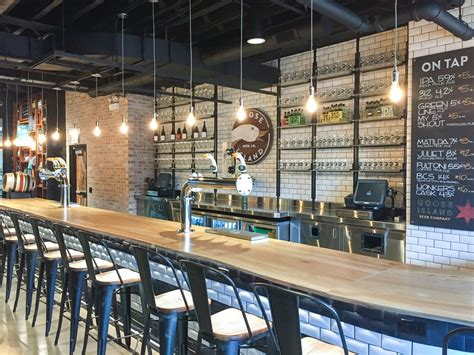 fulton tap room goose island tasting room and tour are things of boozist